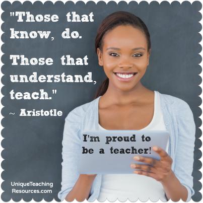 Aristotle Teacher Appreciation Quote