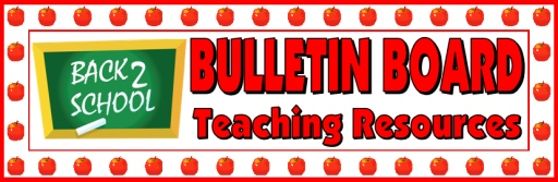 Back to School Bulletin Board Displays and Classroom Decorating Ideas