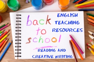 Back To School English Teaching Resources