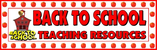 Back to School Teaching Resources and Lesson Plans