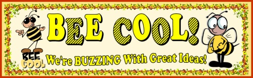 Bee Cool Bulletin Board Display Banner Spring Printable Worksheets