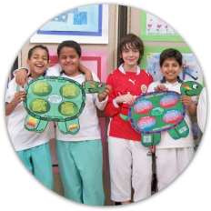 Boys With Turtle Book Report Projects