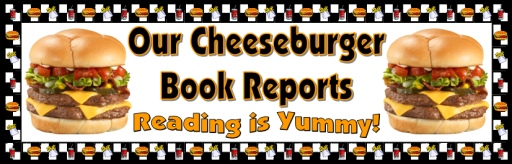 Cheeseburger Sandwich Book Report Project Bulletin Board Display Ideas