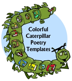 Fun and Colorful Caterpillar Creative Writing Templates and Worksheets