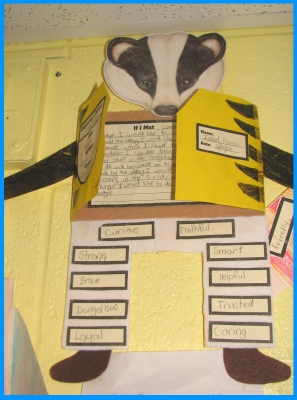 Animal Book Report Project Examples and Ideas