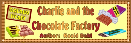 Charlie Chocolate Factory Lesson Plans and Teaching Resources Banner