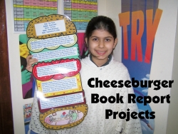 Fun Book Report Projects Examples, Ideas, and Lesson Plans for Teachers