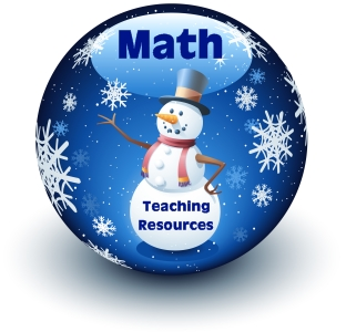 Winter Math Teaching Resources and Activities for Christmas