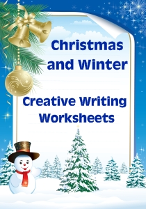 Christmas and Winter Printable Worksheets For Fun Creative Writing Activities in December