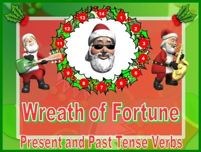 Christmas Powerpoint Lesson Plans and Activities For Teachers Homophones English Grammar