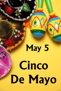 Cinco De Mayo May 5 Creative Writing Prompt