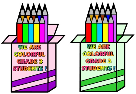 Grade 3 Back To School Classroom Display Ideas and Examples