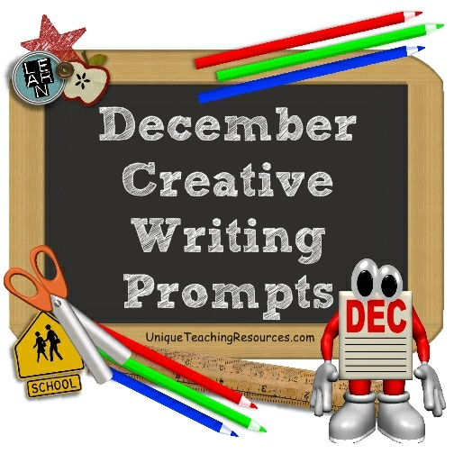 December Writing Prompts and Creative Journal Ideas