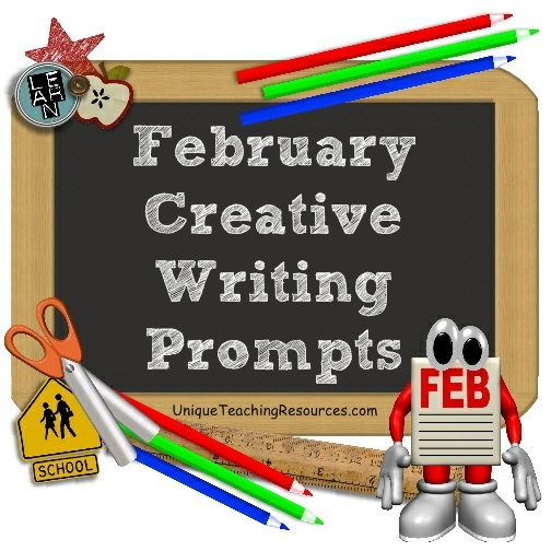 February Writing Prompts and Creative Journal Ideas
