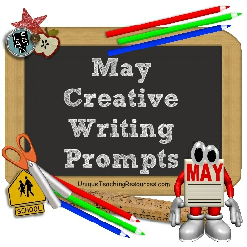 May Writing Prompts and Creative Journal Ideas