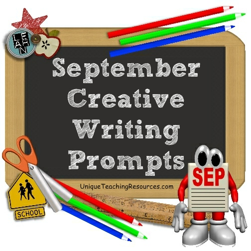 September Writing Prompts and Creative Journal Ideas