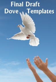 Dove Peace Day Projects Final Draft Templates