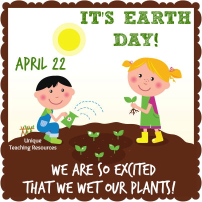 Funny Earth Day April 22 Environment Quote