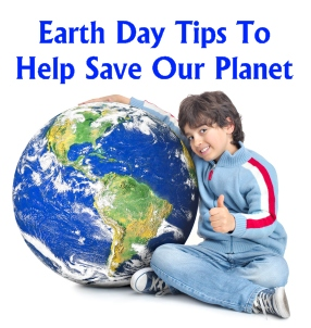 Earth Day Conservation Tips for Elementary School Students