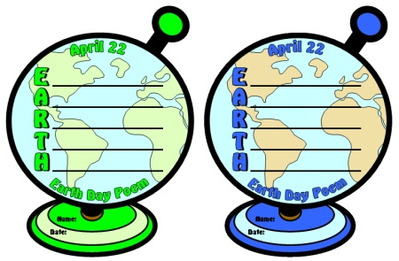 Earth Day April 22 Poems and Poetry Teaching Resources