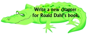 Enormous Crocodile Roald Dahl Creative Writing Ideas and Lesson Plans for Teachers