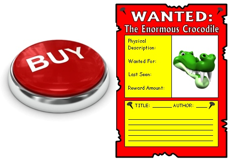 Buy The Enormous Crocodile Wanted Poster Fun Creative Writing Project Now