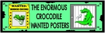 The Enormous Crocodile Wanted Poster Book Report Project