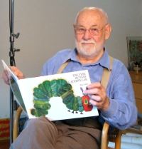 June Writing Prompts Eric Carle Birthday June 25