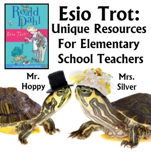 Esio Trot Lesson Plans, Teaching Resources, and Fun Projects for Roald Dahl book