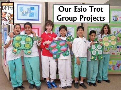Esio Trot by Roald Dahl Photograph and Examples of Fun Students Projects