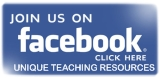 Click here to join Unique Teaching Resources on Facebook!