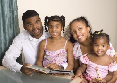 Parents Teaching Children Dolch Sight Words