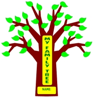 Family Tree Student Projects and Templates