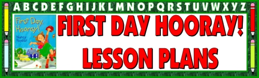 First Day Hooray Lesson Plans and Teaching Resources