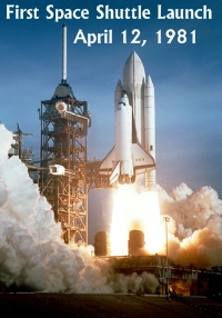 First Space Shuttle Launch April 12, 1981 Lesson Plans for Teachers