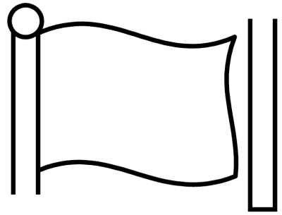 Persnickety image pertaining to blank flag template printable