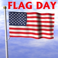 June Writing Prompts Flag Day United States June 14