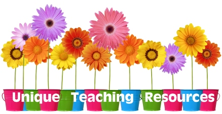 Unique Teaching Resources Flowers