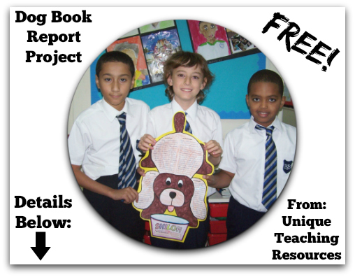 Free Book Report Project To Download