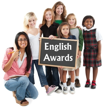 Free English Award Certificates for Reading and Writing