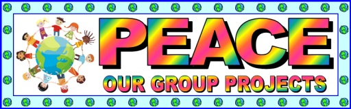 Free Peace Bulletin Board Display Banner For Elementary School Teachers