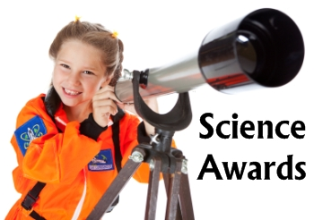 Free Science Awards and Teaching Resources for Elementary Teachers