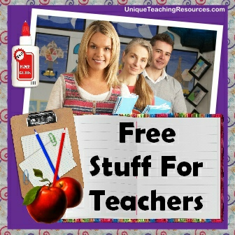 Freebies and Free Stuff For Teachers
