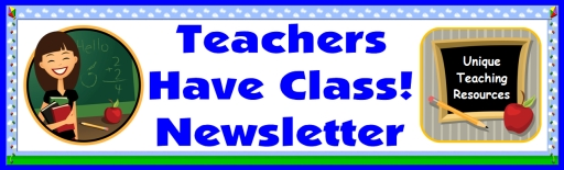 Free Teacher Resources In Teacher Have Class Newsletter