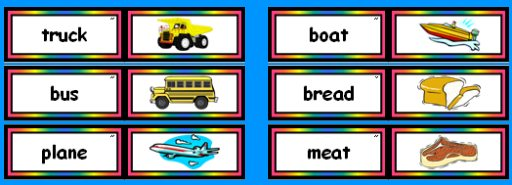 Fry Instant Words and Sight Words Free Flashcards