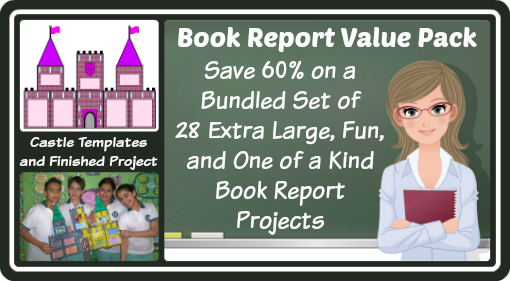 Fun and Creative Book Report Project Ideas For Students