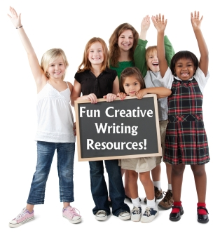 Fun Creative Writing Teaching Resources and Lesson Plans