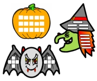 Fun Halloween Sticker Charts and Templates For Elementary School Teachers