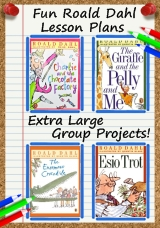 Fun Roald Dahl Lesson Plans and Group Projects