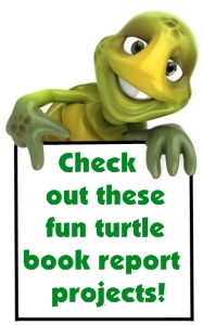 Fun Turtle Book Report Projects For Elementary School Students